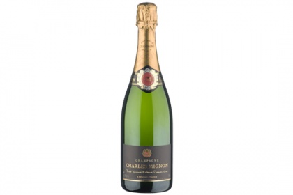 Extra fles Champagne 750